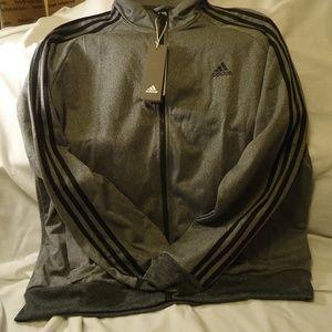 Adidas XL jacket, NWT